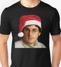Louis' christmas hat Unisex T-Shirt