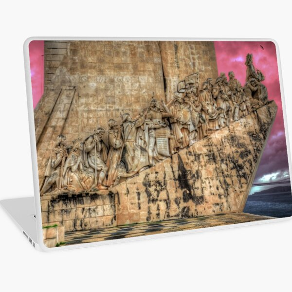 Discoveries Monument Laptop Skin