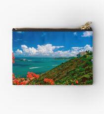 Fajardo Coastal Scenic Studio Pouch