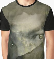 Mistress of the Moors (A collaboration with Celeste Mookherjee) Graphic T-Shirt