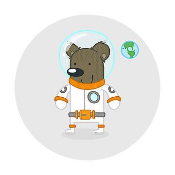 Astrobear by davesliozis