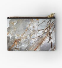 Ice Goddess Of The Blue Flax Studio Pouch