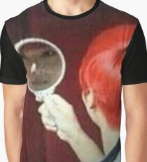 he's watchN you Graphic T-Shirt