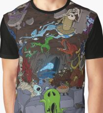Welcome to the crypt Graphic T-Shirt