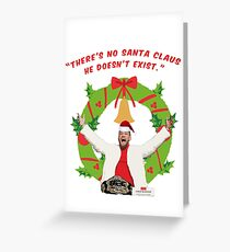 A Very Merry McGregor Christmas Greeting Card