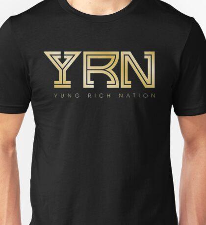 Yung Rich Nation Unisex T-Shirt