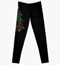 Jolliest Bunch of A-Löcher Leggings