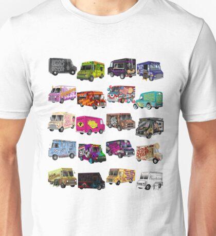 Food Trucks T-Shirt