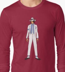 Smooth Criminal Jackson Long Sleeve T-Shirt