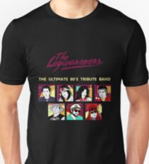 the legwarmers the ultimate 80's tribute band Unisex T-Shirt