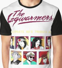 the legwarmers the ultimate 80's tribute band Graphic T-Shirt