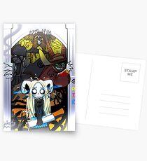 Newbie Postcards