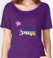 My little robot unicorn Women's Relaxed Fit T-Shirt