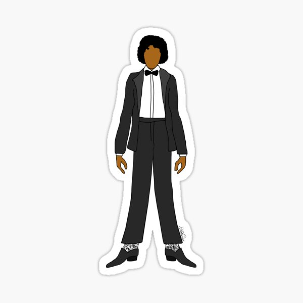 Off The Wall - Jackson Sticker