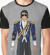Glitter Grammy Awards - Jackson Graphic T-Shirt