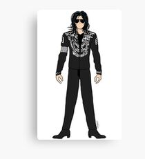 This Is It - Jackson Canvas Print