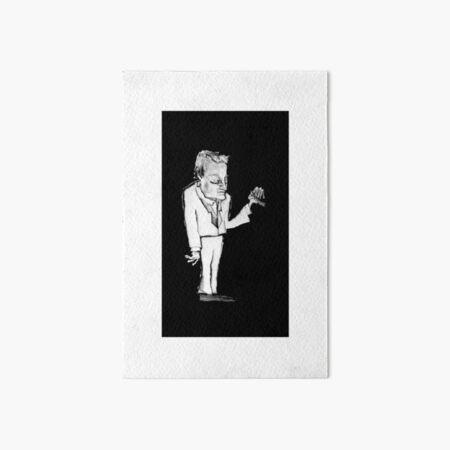 The Comedian Art Board Print