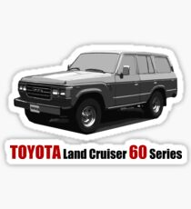 TOYOTA Land Cruiser 60 Series Sticker