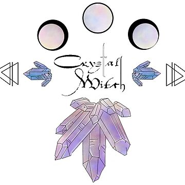 Crystal Witch by Stitch0Kittens