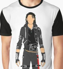 Bad - Jackson Graphic T-Shirt