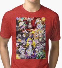 Art Is Everything Tri-blend T-Shirt