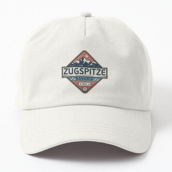 Zugspitze, Bavaria, Germany Dad Hat