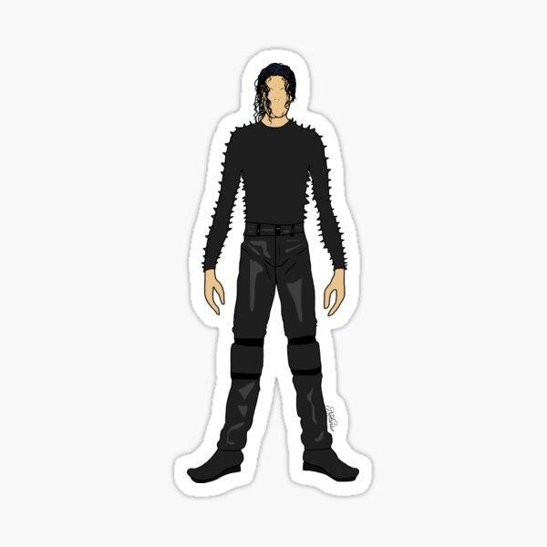 Scream - Jackson Sticker