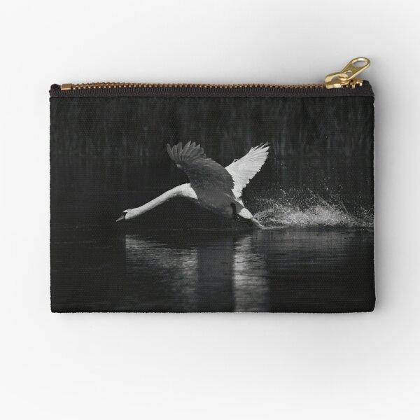 Swan Zipper Pouch