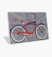 British Bicycle Laptop Skin