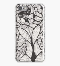 Lady of Expression iPhone Case/Skin