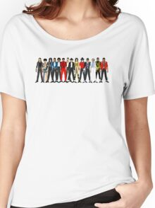 Outfits of Jackson LV Women's Relaxed Fit T-Shirt