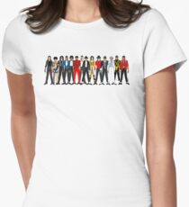 Outfits of Jackson LV Women's Fitted T-Shirt