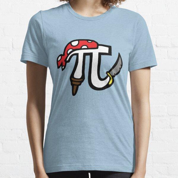 Pi Pirate Essential T-Shirt