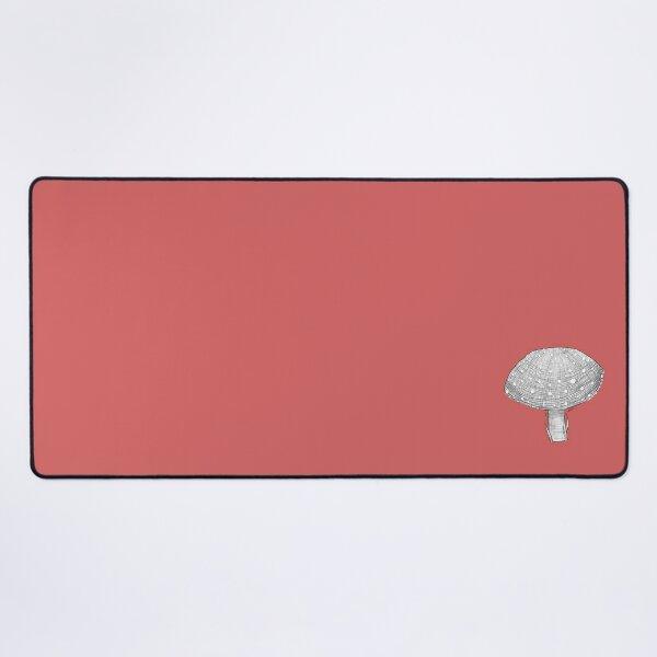 Fly Agaric Mushroom Desk Mat