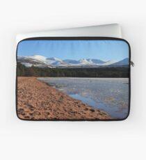 Loch Morlich Scotland Laptop Sleeve