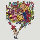 Mushroom Jizz by ogfx