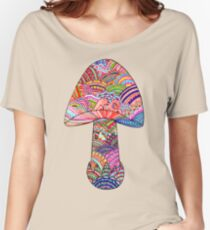 Shroom Women's Relaxed Fit T-Shirt