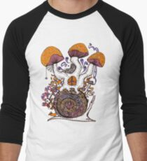 The Snail House Men's Baseball ¾ T-Shirt