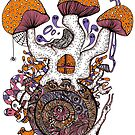 The Snail House by ogfx