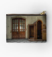 Come in and confess.... Studio Pouch