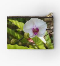 Summer Orchid  Studio Pouch