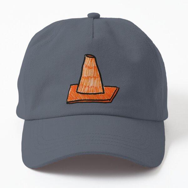 Traffic Cone Dad Hat