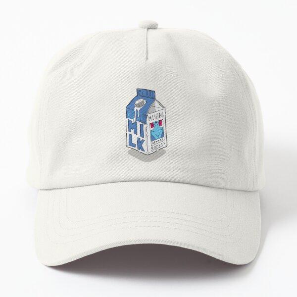 (VERY) Real Milk Carton Dad Hat