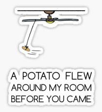 A Potato Sticker
