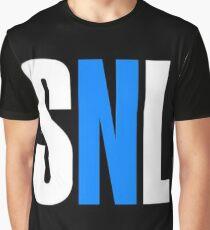 Saturday Night Live Merch Graphic T-Shirt