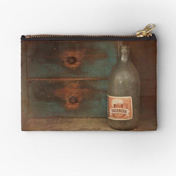 Old bottle Zipper Pouch