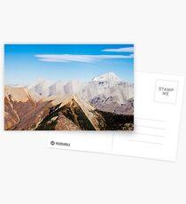 Rocky Mountains Postcards