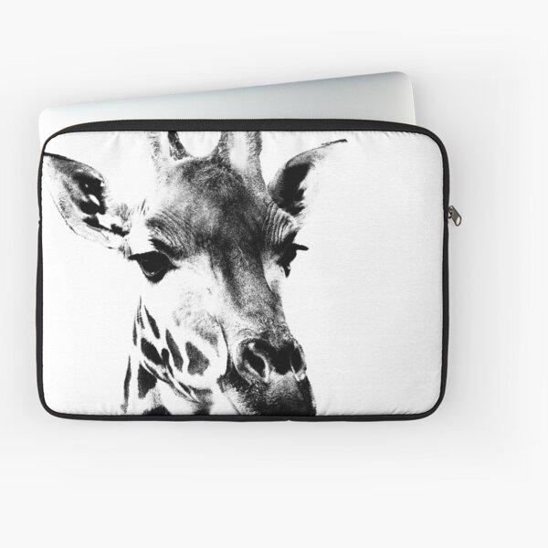 Gentle Giraffe Laptop Sleeve
