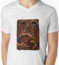 necronomicon Mens V-Neck T-Shirt