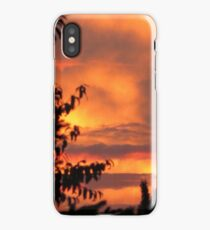 Milwaukee Sunset iPhone Case